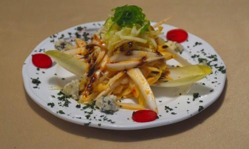 Chablis-salade